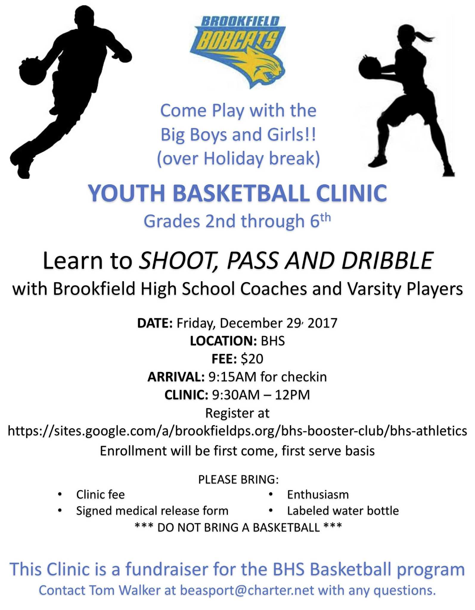 Brookfield High school basketball coaches, players offer