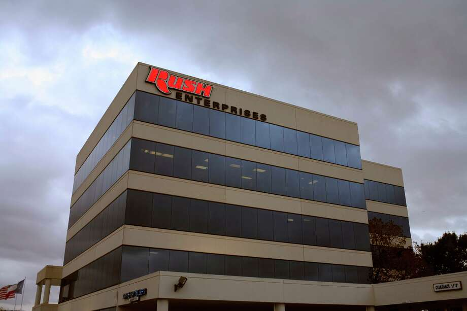 Rush Enterprises joined a growing list of companies offering bonuses tied to the recent passage of tax reform. Photo: Courtesy /Rush Enterprises / Photo by Mark Langford