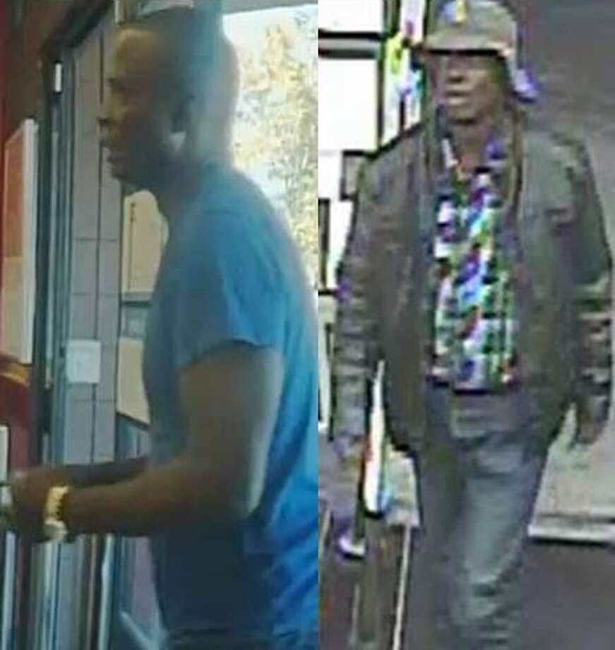 Houston police are asking the publics help in identifying a man believed to be behind at least 16 robberies in the downtown area.See Houston's wildest news and surveillance videos in 2017. Photo: HPD