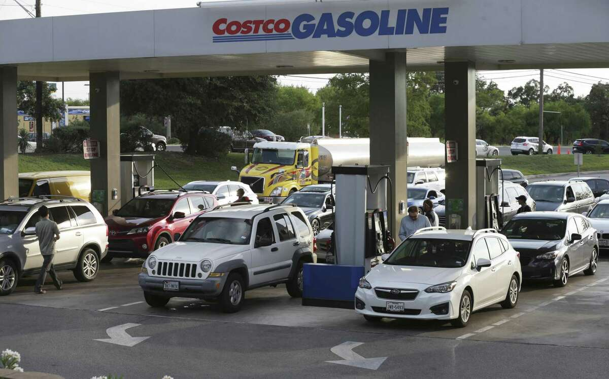 The Costco gas station on UTSA Boulevard has upgraded and encrypted pumps, according to San Antonio police.