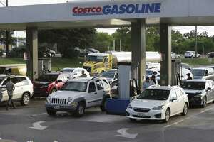 The price of a gallon of regular unleaded gasoline in San Antonio fell almost 7 cents to $2.29 a gallon, according to gas price tracker GasBuddy.