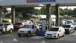 Fuel costs in San Antonio have fallen 6.1 cents a gallon to $2.54.