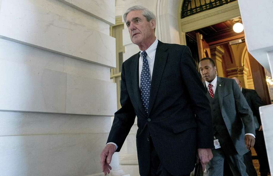Suspicions are mounting that President Trump will fire former FBI Director Robert Mueller, the special counsel probing Russian interference in the 2016 election. He should not. Photo: Andrew Harnik /Associated Press / Copyright 2017 The Associated Press. All rights reserved.