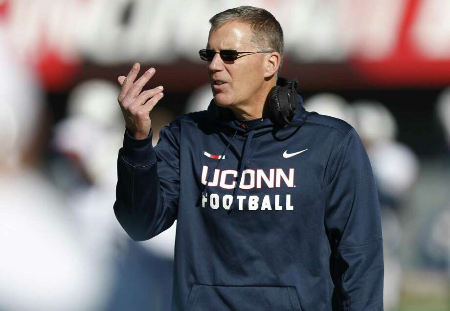 UConn head coach Randy Edsall. Photo: Associated Press File Photo / Gary Landers