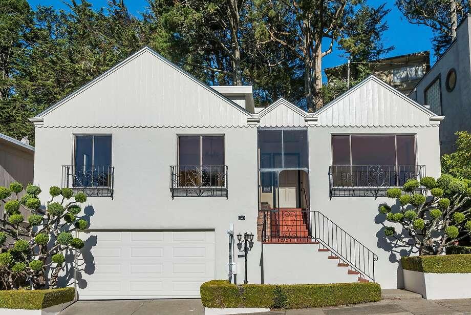 65 Cresta Vista Drive in Westwood Highlands is a three-bedroom, two-bathroom residence available for $1.4 million. Photo: Olga Soboleva / Vanguard Properties