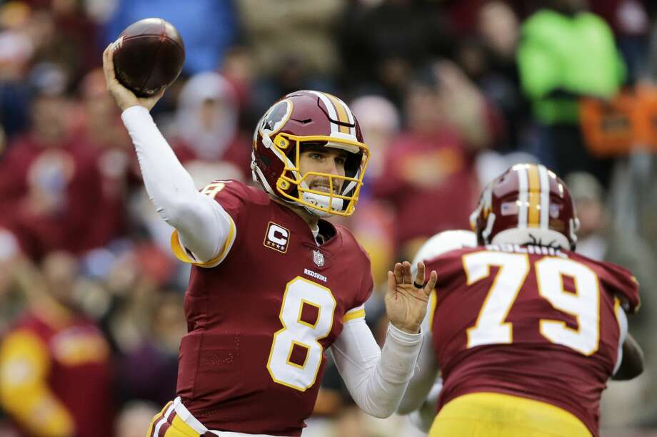 Kirk Cousins might be the most sought-after player in free agency after Washington indicated it's ready to move on from him. Photo: Mark Tenally/Associated Press