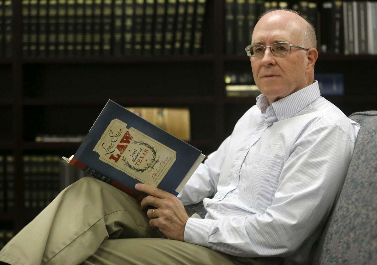 St. Mary's Law School professor Michael Ariens (pictured) is the author of the book Lone Star Law: A Legal History of Texas. Ariens focuses on particular areas of Texas law, including property, family, business, criminal, and civil harms, and on the history of Texas?' legal profession itself.