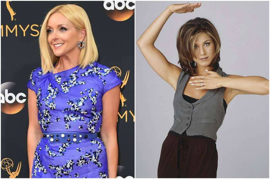 "In a 2015 interview with Entertainment Weekly, Jane Krakowski revealed she auditioned for the role of Rachel in ""Friends."" She didn't get a call back, and Jennifer Aniston got the role instead. Photo: File/Houston Chronicle"