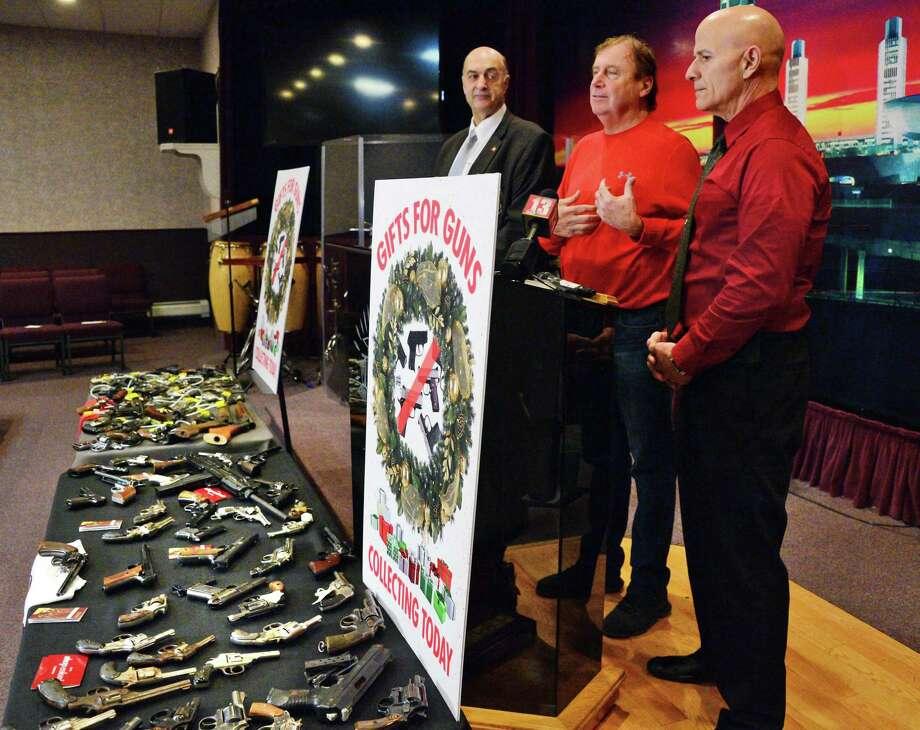 Buyback program nets 93 guns - Laredo Morning Times