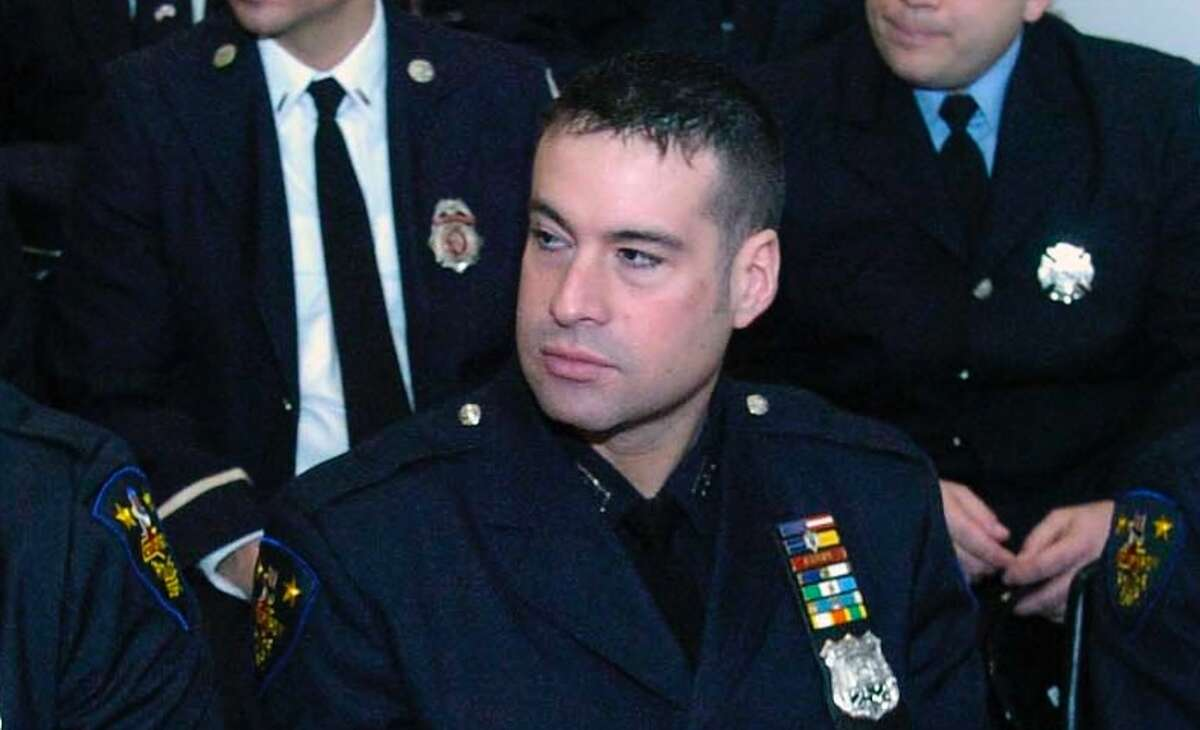Troy Police Sgt. Ronald Epstein