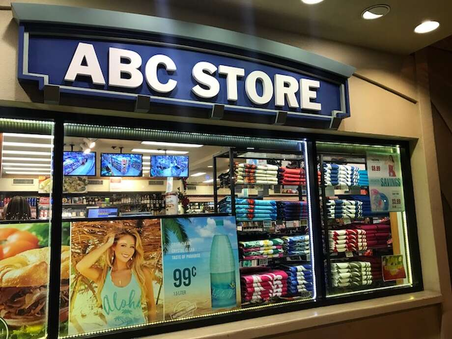 The ABC Store is a popular tourist stop throughout Honolulu. The Houston football team has seen a lot of them this week as they prepare for Sunday's Hawaii Bowl against Fresno State. Photo: Joseph Duarte/Houston Chronicle