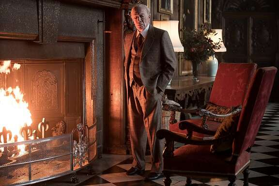 "Christopher Plummer as John Paul Getty in ""All the Money in the World.""  Photo: Giles Keyte"