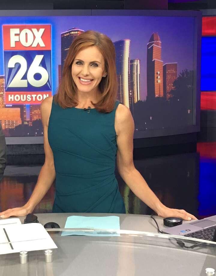 Sally MacDonald of FOX 26 named morning anchor after Rita