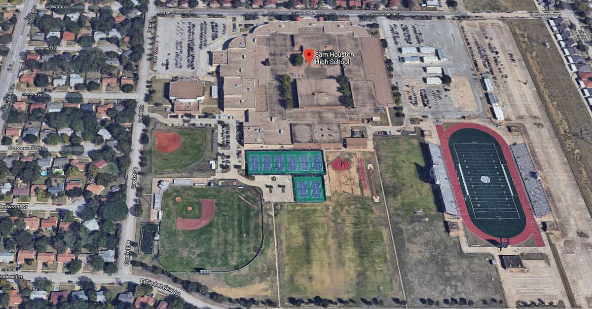 24. Davis High School, Houston Aldine ISD 2017 enrollment: 3,644