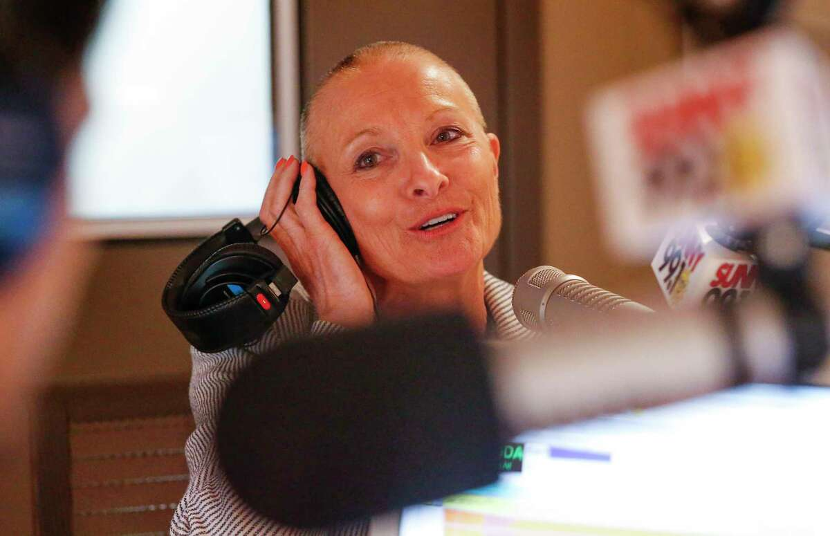 """Dana Tyson, co-host of """"Sunny Mornings with Dana & Jay,"""" says she could play the holiday format every day, all year long."""
