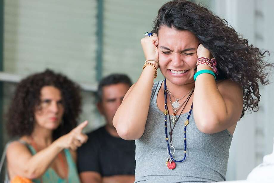A teenage mother feels like she is constantly blamed by her parents. Photo: Juanmonino, Getty Images