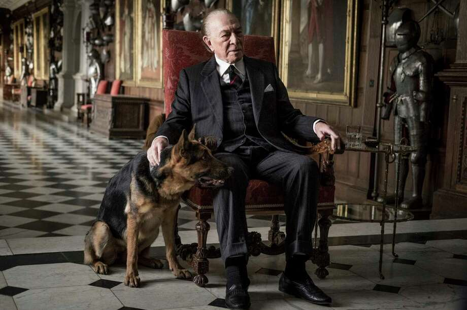 """This image released by Sony Pictures shows Christopher Plummer in a scene from """"All the Money in the World."""" (Giles Keyte/Sony Pictures via AP) Photo: Giles Keyte, HONS / ©2017 ALL THE MONEY US, LLC. ALL RIGHTS RESERVED."""