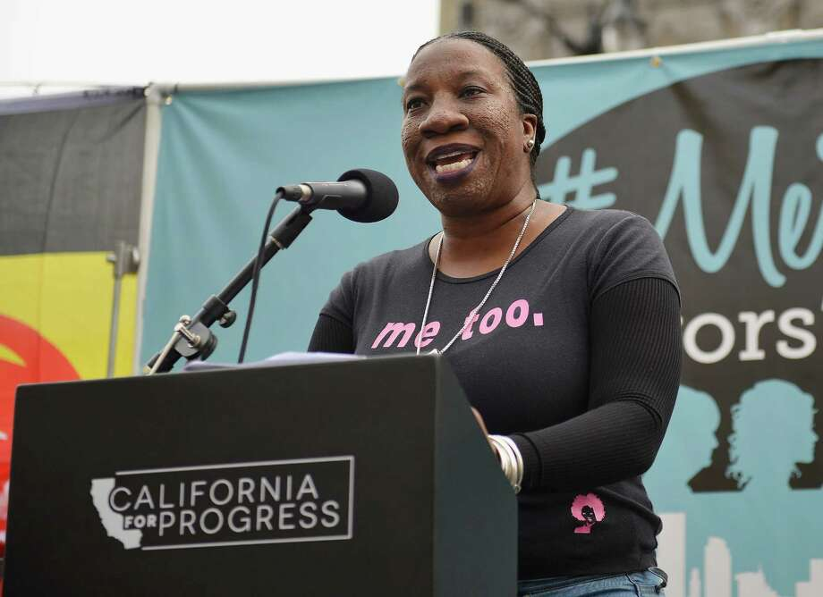 Tarana Burke Photo: Getty Images, Contributor / 2017 Chelsea Guglielmino