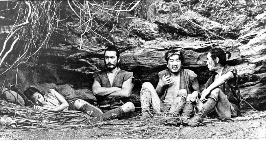 """""""The Hidden Fortress,"""" which was directed by Akira Kurosawa and stars Toshiro Mifune, served as the inspiration for """"Star Wars."""" The film is difficult to find on streaming services. / ONLINE_YES"""