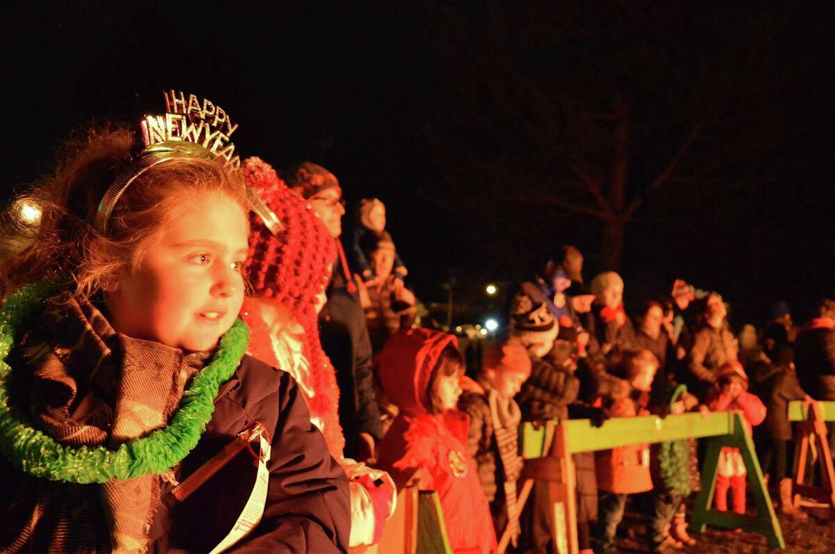 First Night Westport Weston will run from 4 to 10 p.m. Sunday night in numerous downtown venues. Fireworks take place at 8 p.m. over the Saugatuck River. Find out more.