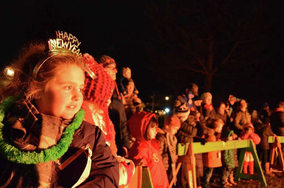 First Night Westport Weston will run from 4 to 10 p.m. Sunday night in numerous downtown venues. Fireworks take place at 8 p.m. over the Saugatuck River. Find out more. Photo: Jarret Liotta / For Hearst Connecticut Media / Westport News Freelance