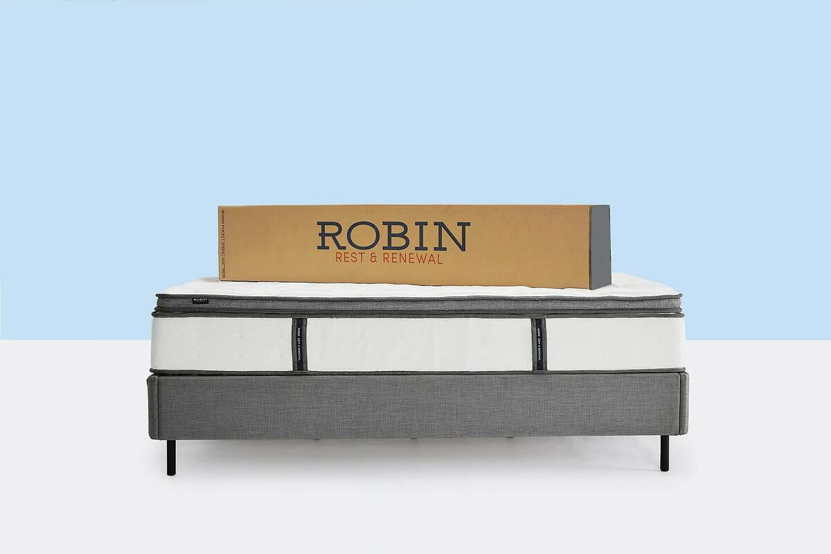 Williams Sonoma is introducing a new line of sleep products called Robin, which will be available in early January.