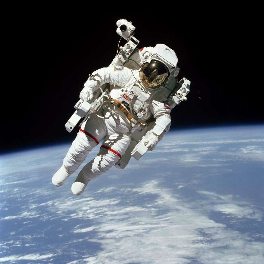NASA and other space agencies throughout the world have made some truly bizarre discoveries in the 20th and 21st centuries.Click ahead to check out some of them. >>>Above: This Feb. 7, 1984 file photo made available by NASA shows legendary astronaut Bruce McCandless II walking in space, with our home planet Earth in the background. Photo: AP / NASA