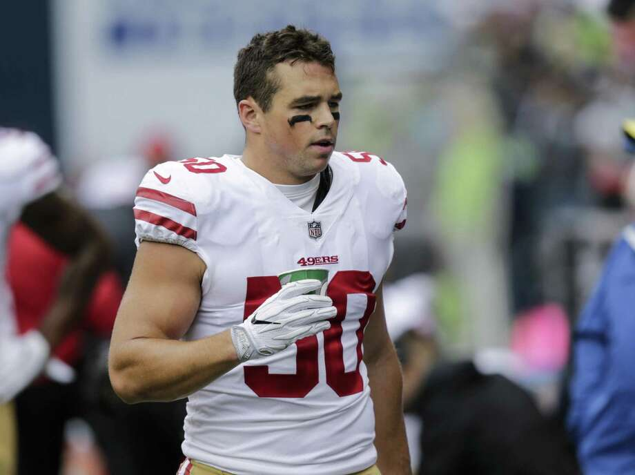 49ers sign linebacker brock coyle to 3 year deal sfgate