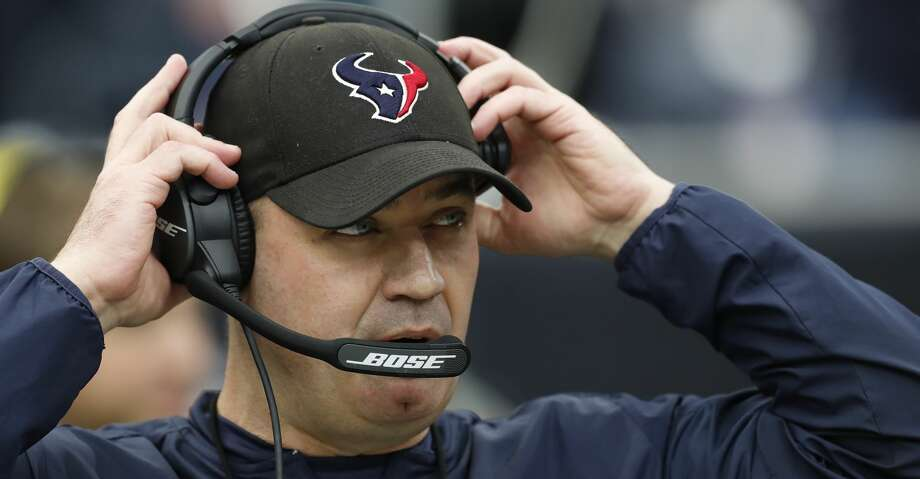 SLIDESHOW: Which players will be important to the Texans' success in 2018 as coach Bill O'Brien tries to lead the team back to the top of the AFC South?Texans head coach Bill O'Brien dons his headset during the first quarter of an NFL football game against the San Francisco 49ers  at NRG Stadium on Sunday, Dec. 10, 2017, in Houston. (Brett Coomer / Houston Chronicle) Photo: Brett Coomer/Houston Chronicle