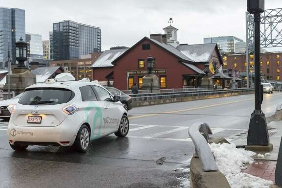 Lyft and startup NuTonomy (now owned by Delphi) started a robot taxi service in Boston in December.