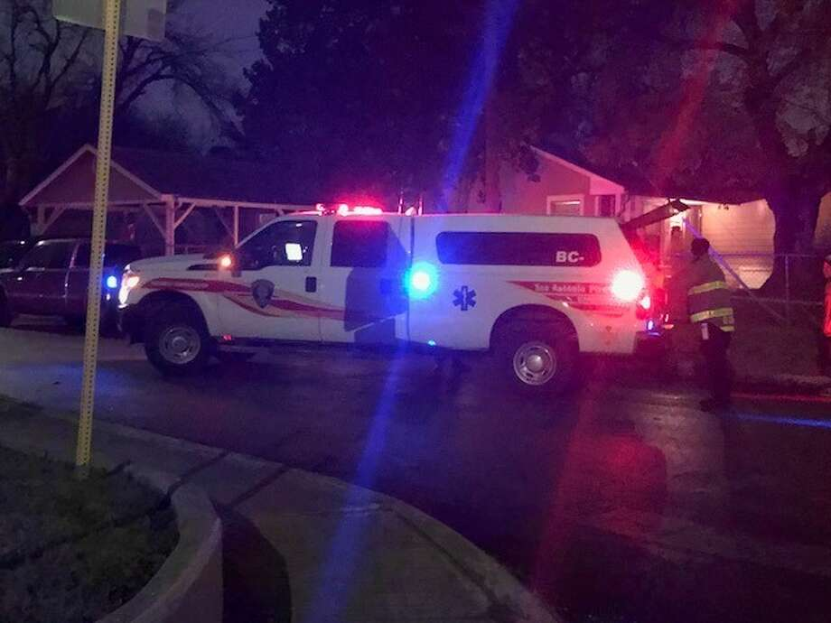A man on the West Side unearthed an active grenade Friday, Dec. 22, 2017 in the 100 Block of Lillita Court , police said. Photo: Alex Luna