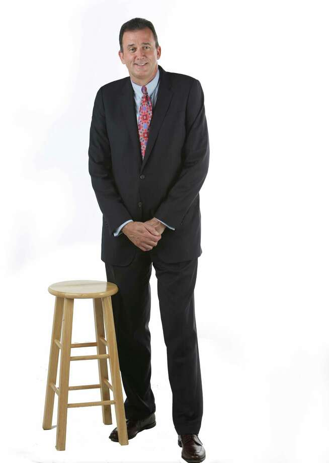 Gregg Versey, managing director and CEO of LNG Ltd., stands for a portrait in the Houston Chronicle photo studio. Photo: (David Funchess / Houston Chronicle), Staff / Houston Chronicle