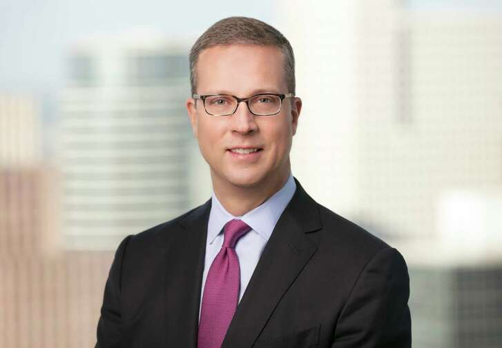 Stephen Dabney is the audit partner-in-charge of the Houston office of KPMG.