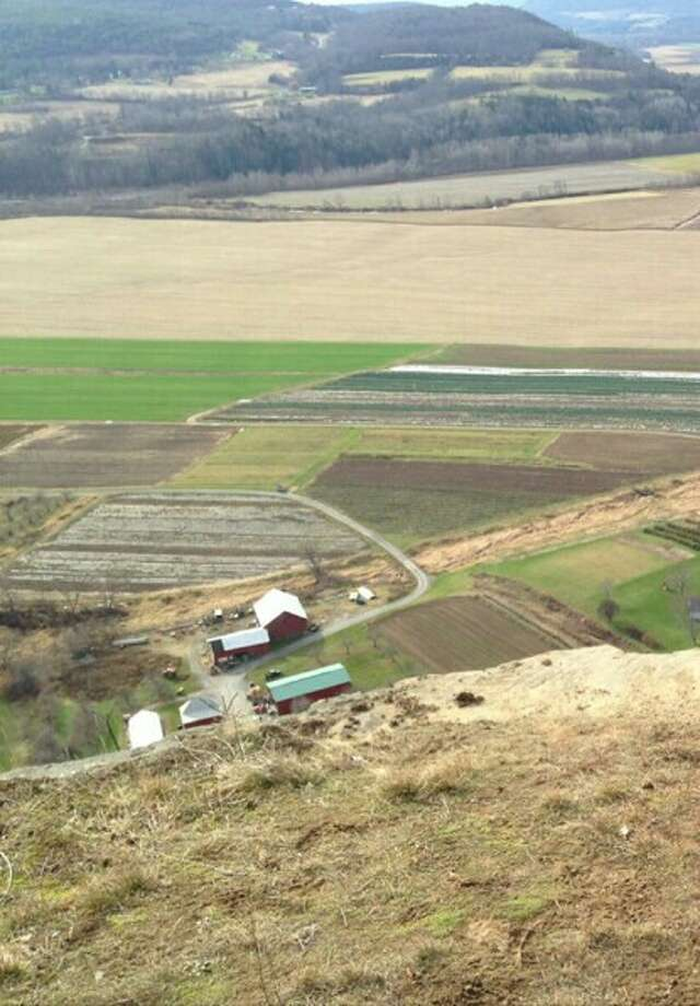 Vroman's Nose in Schoharie County has been acquired by the state. (Tim Blydenburgh / Times Union)