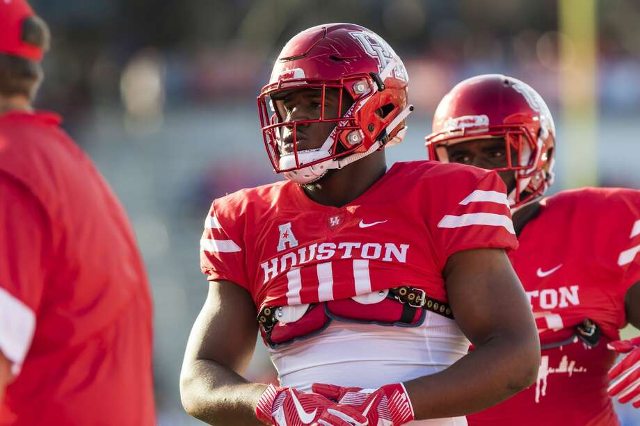 Three keys for Fresno State1. The Bulldogs' offensive line has allowed only nine sacks all season but has not faced a player the caliber of Outland Trophy winner Ed Oliver. Photo: Joe Buvid/For The Houston Chronicle