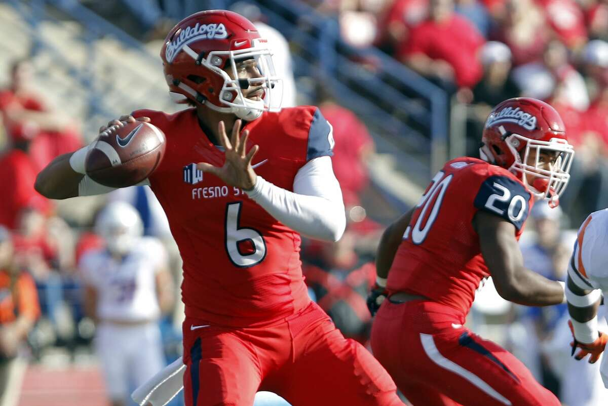 3. Solve their third-down issues. Quarterback Marcus McMaryion has completed just 36 of 89 (40.4 percent) third down throws and is averaging 4.8 yards per play.