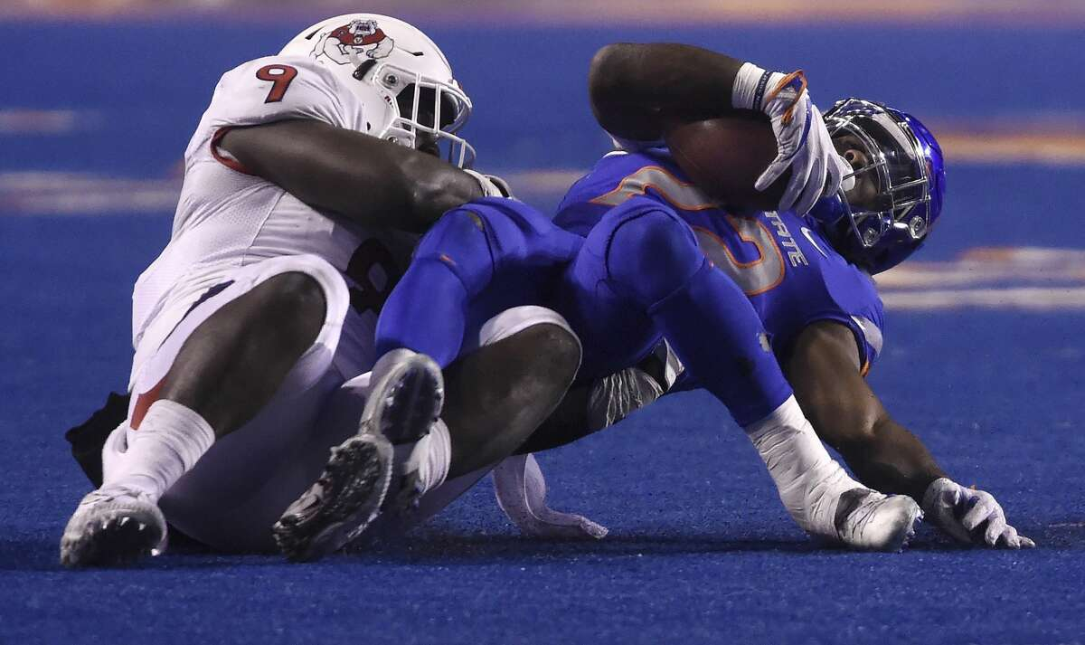 2. They need a big game from All-Mountain West linebacker Jeffrey Allison, who enters the game with 113 tackles.
