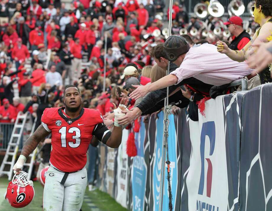 Georgia (CFP semifinal) - $1,606 Photo: John Bazemore, Associated Press / Copyright 2017 The Associated Press. All rights reserved.