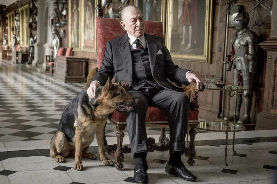 "Christopher Plummer replaced Kevin Spacey in ""All the Money in the World."" MUST CREDIT: Giles Keyte Sony Pictures Entertainment-TriStar Pictures / ©2017 ALL THE MONEY US, LLC."