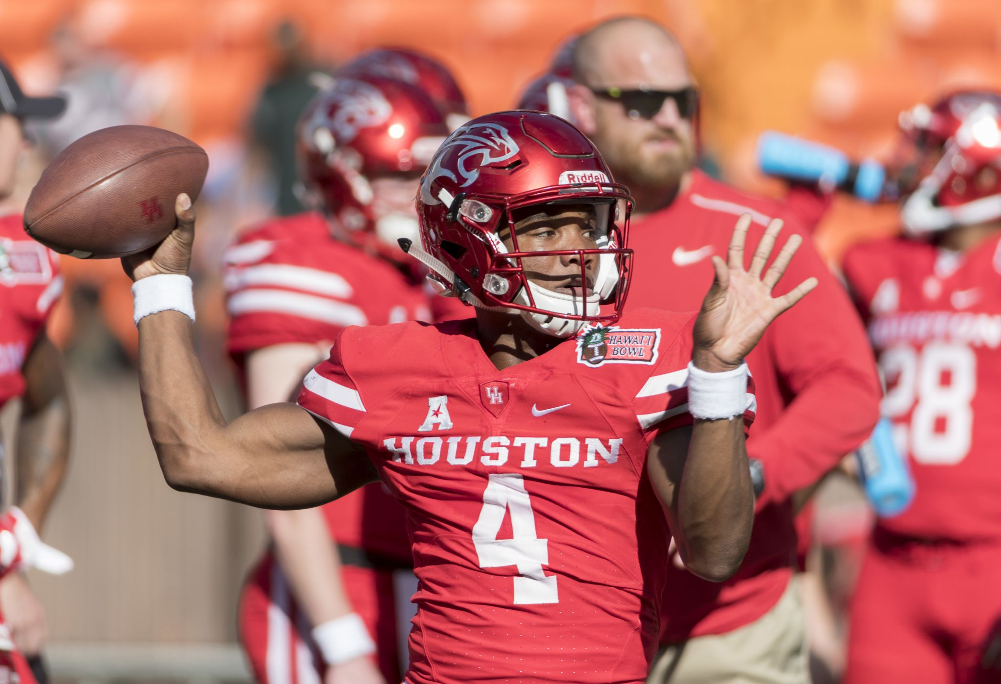 Uh Two Deep Sizing Up Cougars Offensive Depth Chart
