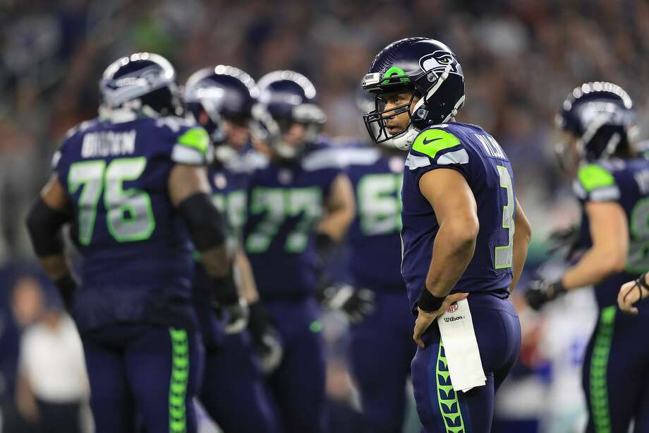 "ESPNSeahawks rank: 13""The Seahawks ranked 13th in points allowed last season, the first time since 2011 they ranked outside the top three. With Richard Sherman, Michael Bennett, Sheldon Richardson, DeShawn Shead and Jeremy Lane all gone -- and more changes potentially coming -- it's possible Seattle could slip even further."" Photo: Ronald Martinez/Getty Images"