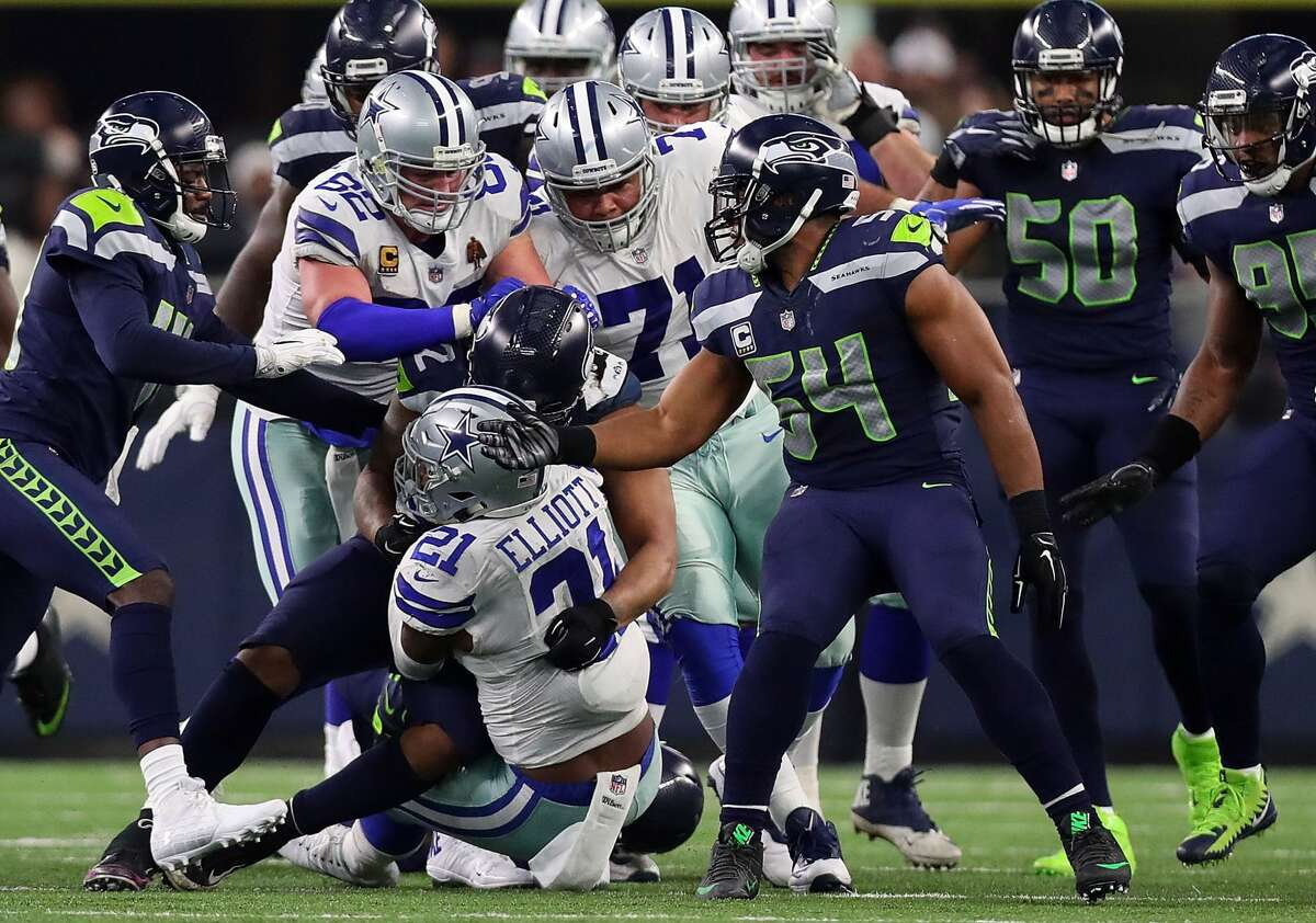 Sunday, Sept. 23 Cowboys at Seahawks, 3:25 p.m. Seahawks favored by 1.5 points