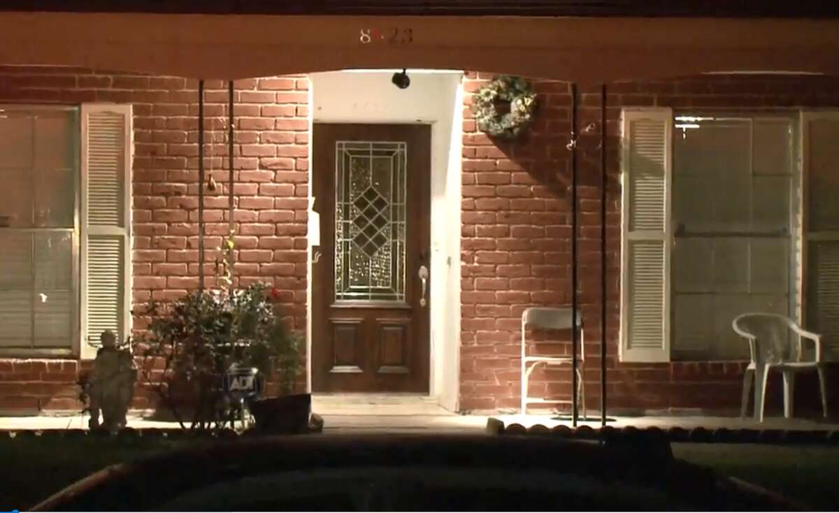 A man was shot 10 minutes into Christmas by what Houston Police said may have been a stray bullet fired in celebration of the holiday. Police said the shooting, which occurred near the intersection of Reamer Street and South Gessner Road, came as neighbors were also shooting fireworks.
