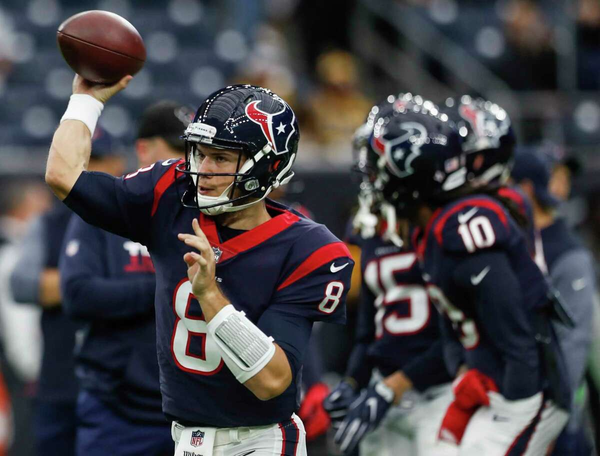 Ex Texans Qb Taylor Heinicke Joins Panthers