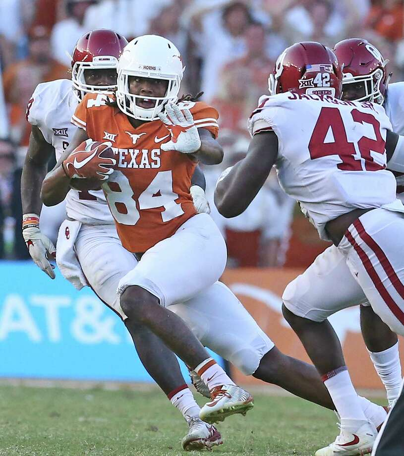 THREE KEYS FOR LONGHORNS         1. Establish offense early to show defense it won't have to do it all.2. Find a way to pressure Mizzou quarterback Drew Lock into turnovers.3. Take advantage of punter Michael Dickson in the field-position game. Photo: Tom Reel, San Antonio Express-News / 2017 SAN ANTONIO EXPRESS-NEWS
