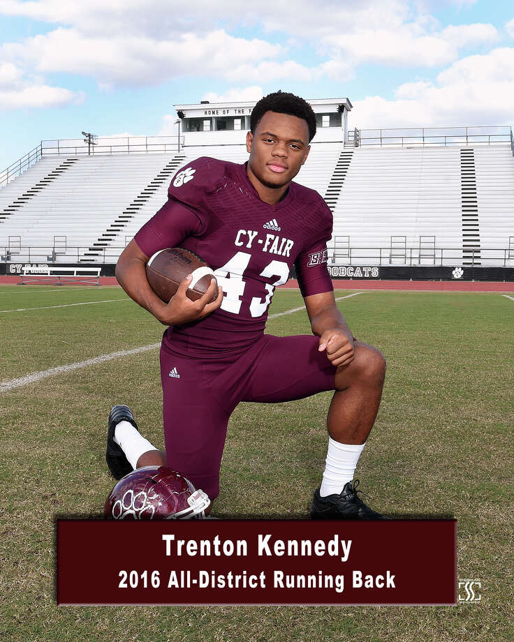 Trenton Kennedy, Cy-Fair / LysakerPhotography