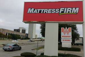 Mattress Firm chairman Steve Stagner said in late Decemberthat the Houston-based bedding retailer planned to close 200 of its stores within the next 18 months in a bid to improve performance as parent company Steinhoff International grapples with a deepening financial scandal. The company, which has about 3,400 locations, including this one at 3845 Southwest Freeway in Houston, hasn't said which locations are on the chopping block.