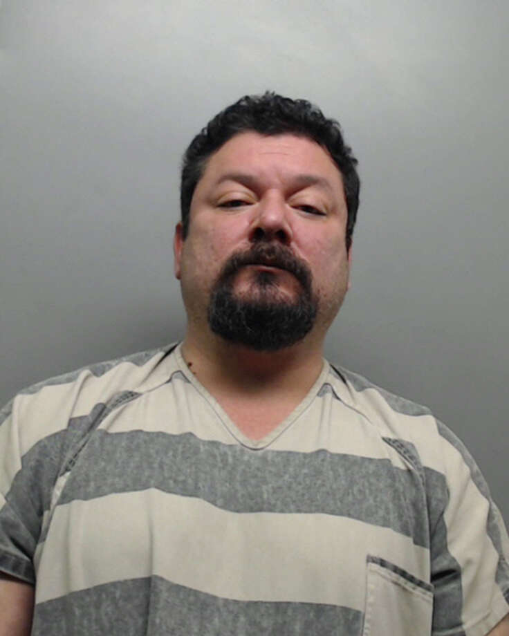 Alberto Eduardo Arizola, 49, is charged with making terroristic threats and retaliation. Photo: Courtesy