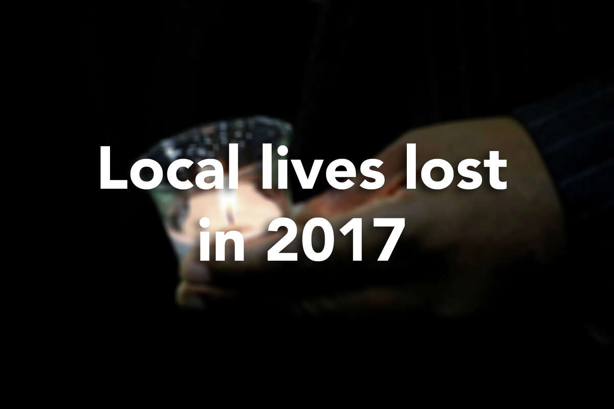 Local lives lost in southwestern Connecticut in 2017.