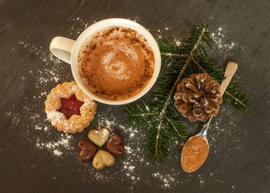 Christmas in a Cup will be one of the coffees available at the 2018 Coffee Festival at La Villita on Jan. 6. It will be one of three coffees offered by the Helotes-based Airborne Beans. Photo: Courtesy Photo